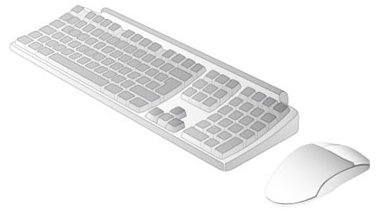 Mouse-Keyboard